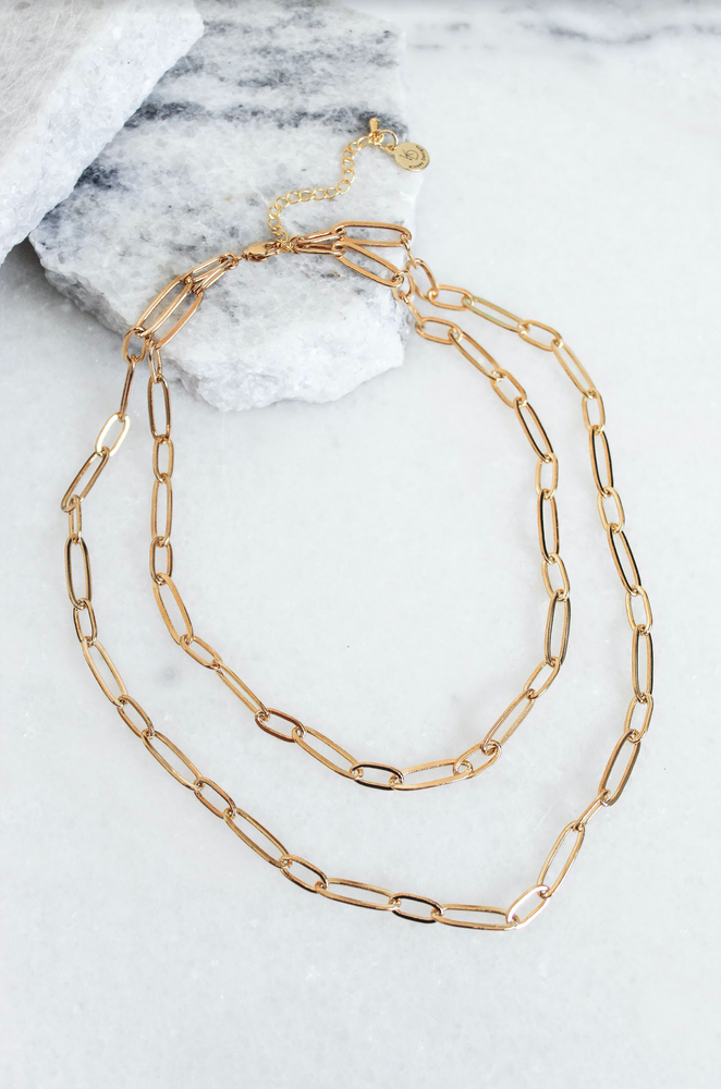 Sutton Layer Necklace