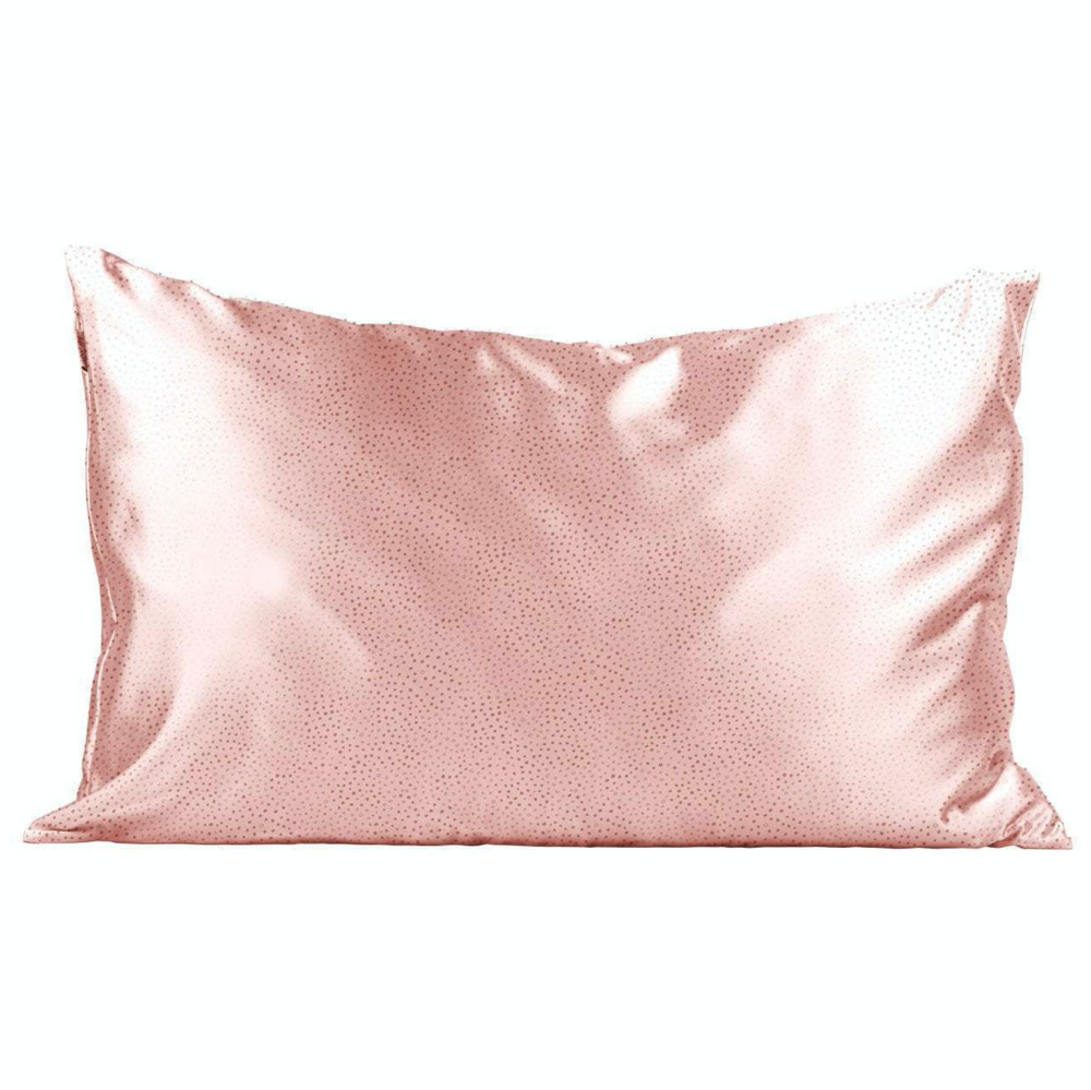 Kitsch Satin Pillowcase - Micro Dot