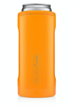 BruMate: HOPSULATOR SLIM | HUNTER ORANGE (12OZ SLIM CANS)