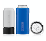 BruMate: HOPSULATOR TRÍO 3-IN-1 | ROYAL BLUE (16OZ/12OZ CANS)