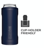BruMate: HOPSULATOR SLIM | MATTE CLAY (12OZ SLIM CANS)