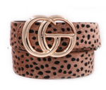 Lavish Belt - Brown