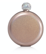 BruMate: GLITTER FLASK | ROSE GOLD