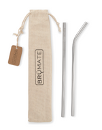 BruMate: STAINLESS STEEL REUSABLE IMPERIAL PINT STRAWS | STAINLESS