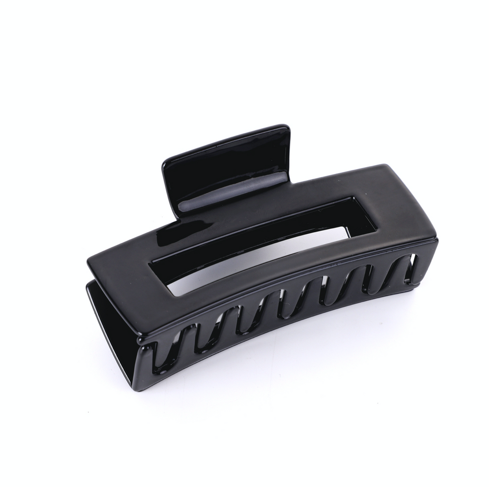Classic Large Jaw Clip - Licorice