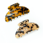 Classic Large Jaw Clip - Roxy