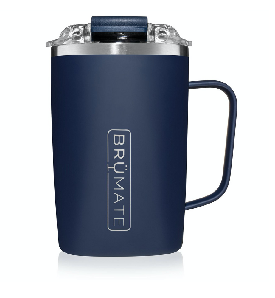 BruMate: TODDY 16OZ | MATTE NAVY