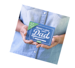 What I Love about Dad Little Gift Book