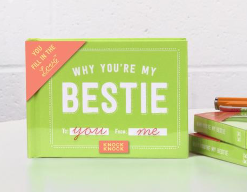 Why You're My Bestie Little Gift Book