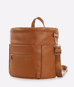 FAWN DESIGN THE ORIGINAL BAG - BROWN