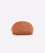 FAWN DESIGN THE COSMETIC BAG - BROWN (SMALL)