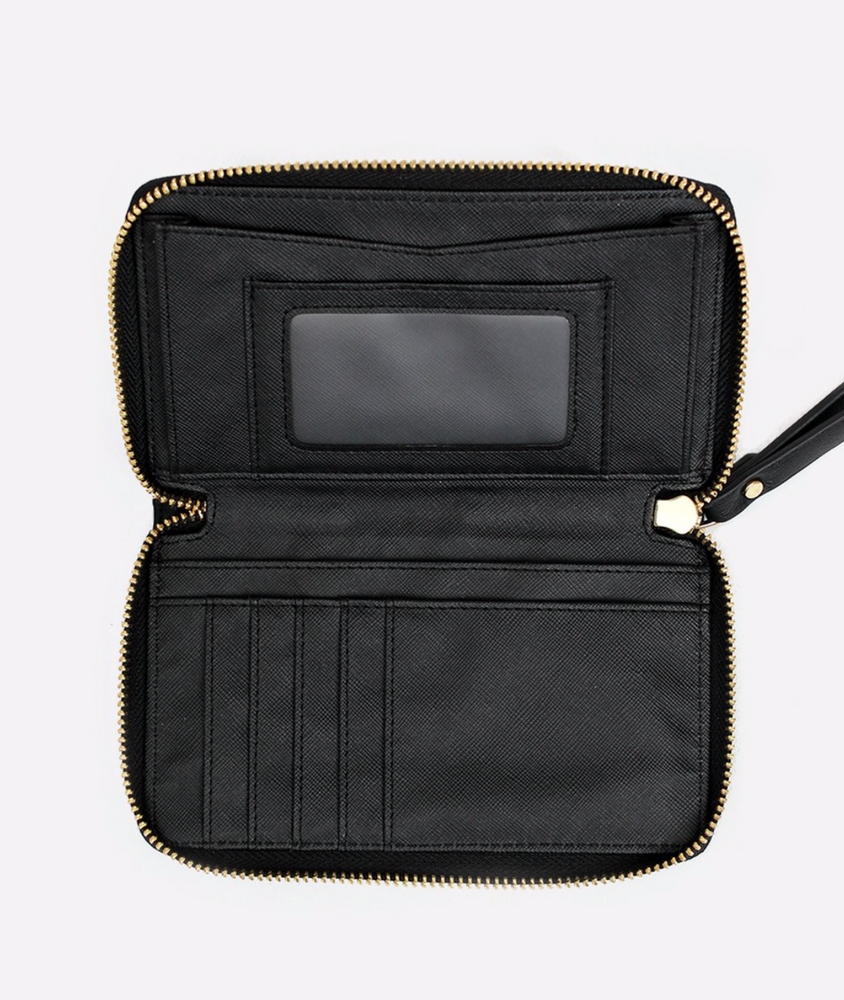 FAWN DESIGN THE WALLET - BLACK