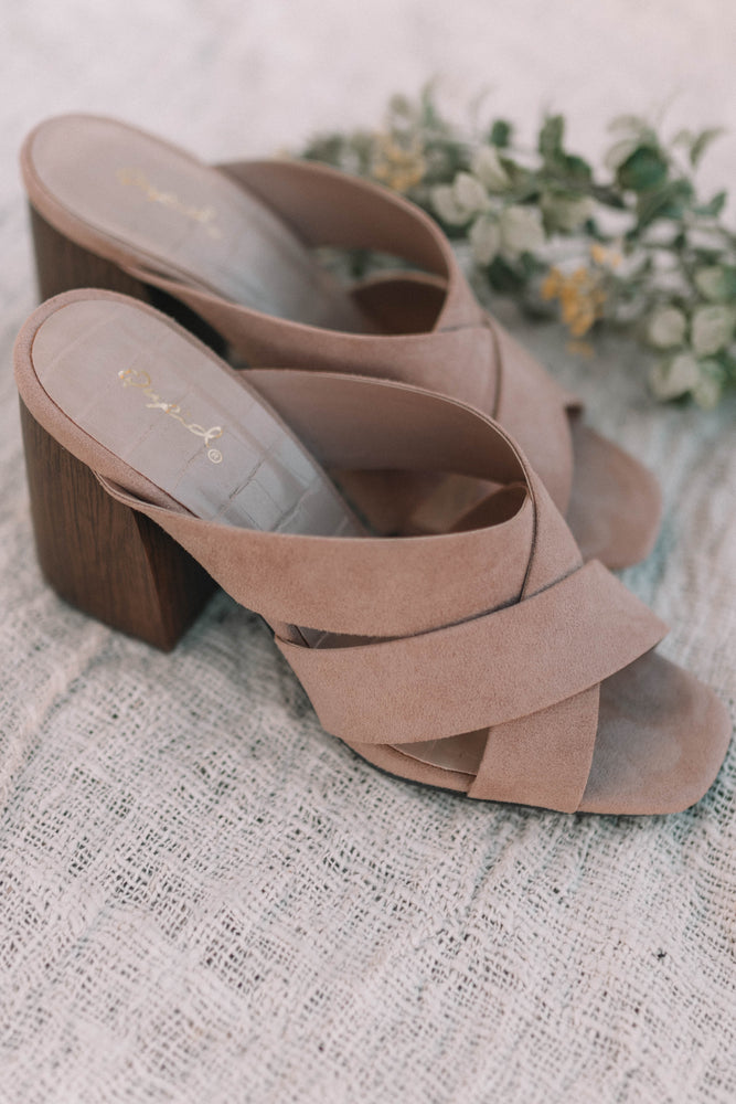 Dorcas Strappy Sandal - Taupe