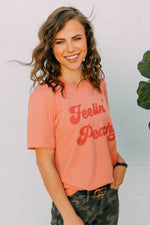 Feelin' Peachy Graphic Tee