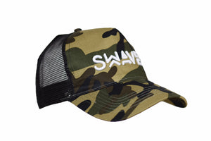 Swaver Jungle Camouflage Trucker