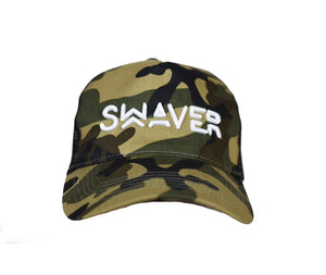 Swaver Jungle Camouflage Trucker - Swaver Accessories