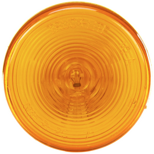 "Truck-Lite 10202Y 2.5"" Marker/Clearance Light"
