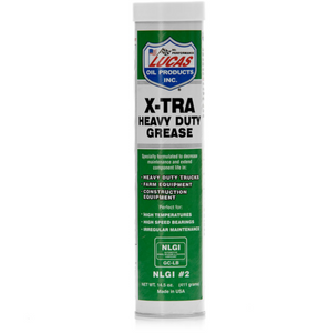 Lucas 10301 X-TRA Heavy Duty Grease