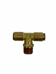 3/8 Tube x 3/8 Male Pipe Swivel Branch Tee