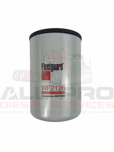 Fleetguard WF2126 Coolant Filter For Cummins ISX
