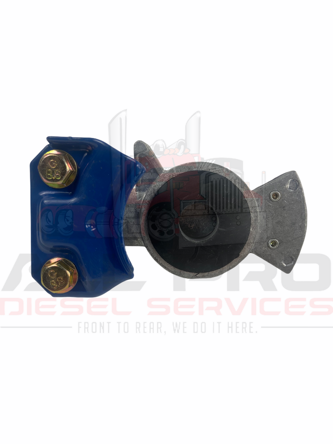 Power Products Blue Service Side Gladhand | Replaces Haldex 11452