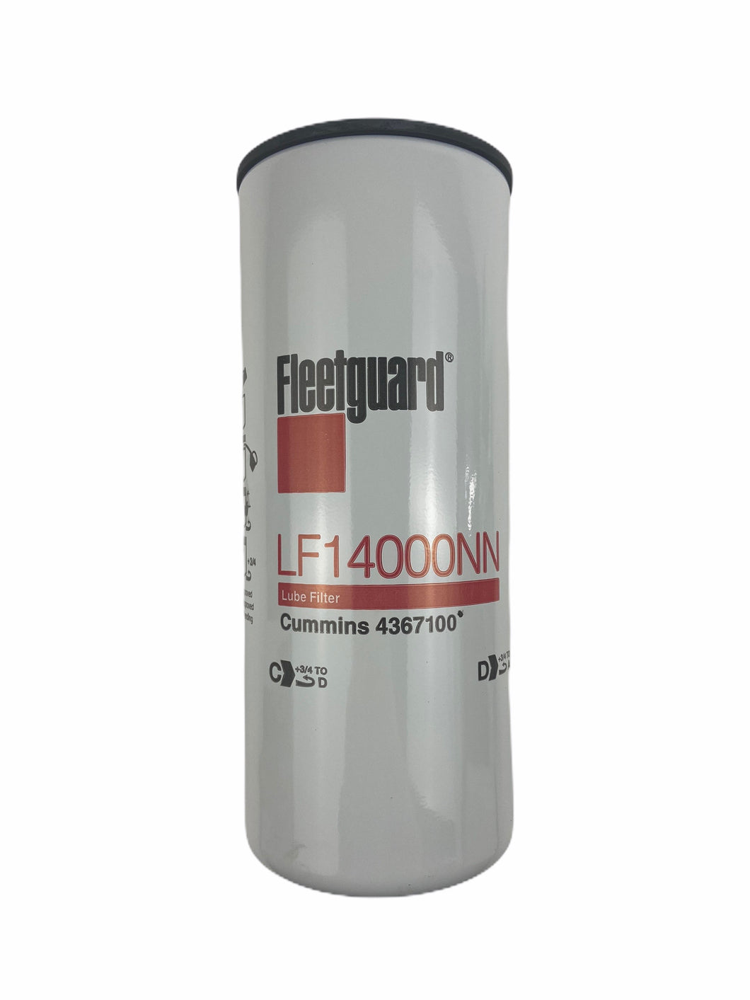 Fleetguard LF14000NN Oil Filter