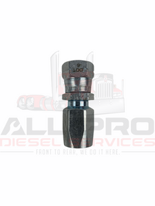 "3/8"" DOT Female SAE 45 Reusable Hose End⎪20821-6-6P"