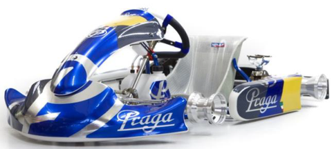 Praga Mini ROK Kart Package