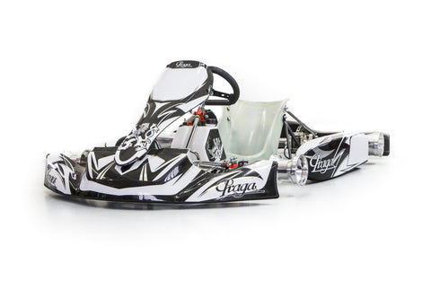 Praga Dark ROK Cup Kart Package