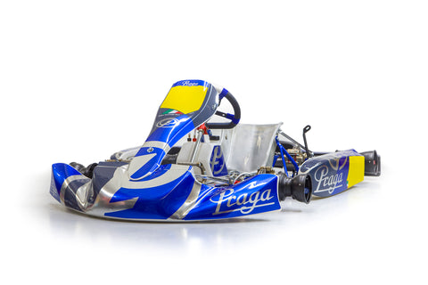 Praga Rotax Kart Package