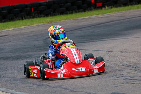 RS 950 Micro Max Just Add Fuel Kart Package