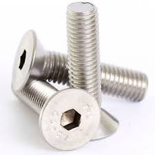 M6 Countersunk Bolt