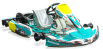 Formula K Nose Cone Sticker Kit