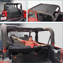 Load image into Gallery viewer, JKloud Hammock fitted for Jeep Wrangler JK 2 Door - [Jeep Gear]