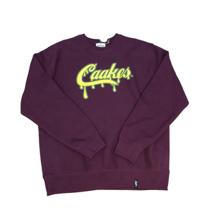 Caakes®™ Legend Drip - Premium Heavyweight Cross-Grain Sweatshirt