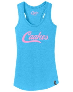 Caakes®™ 2020 Racerback Tank (Pink on Ice)