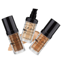 La Girl Liquid Foundation