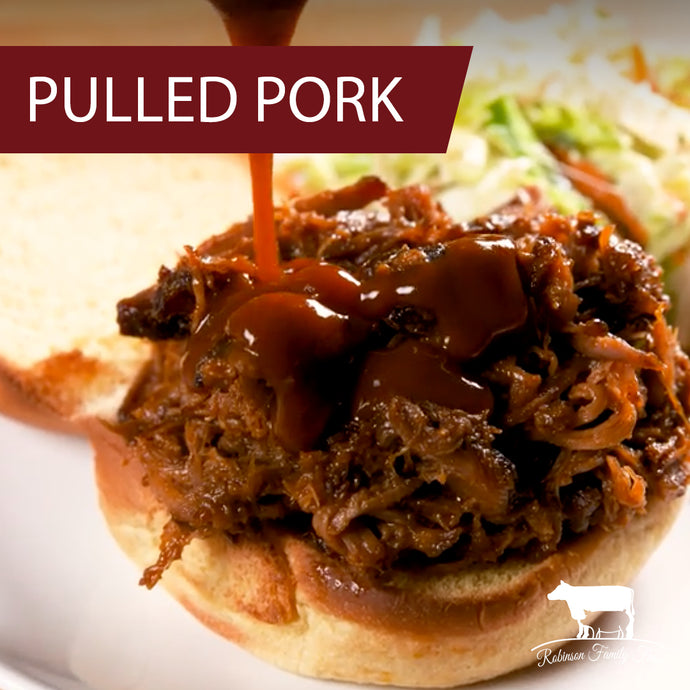Oven Roasted Pulled Pork
