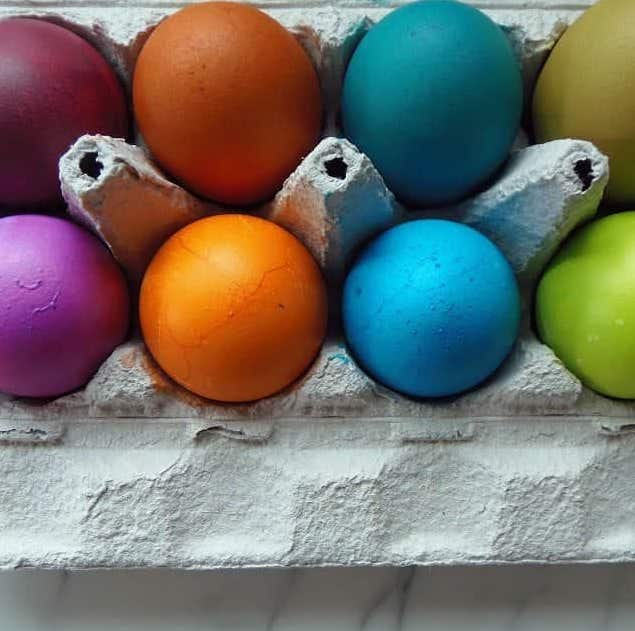 Brown Eggs Can Be Easter Eggs, Too!