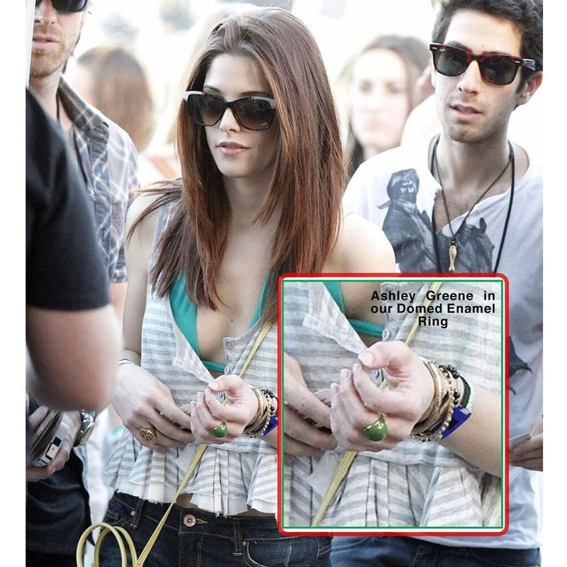 Worn by Ashley Greene