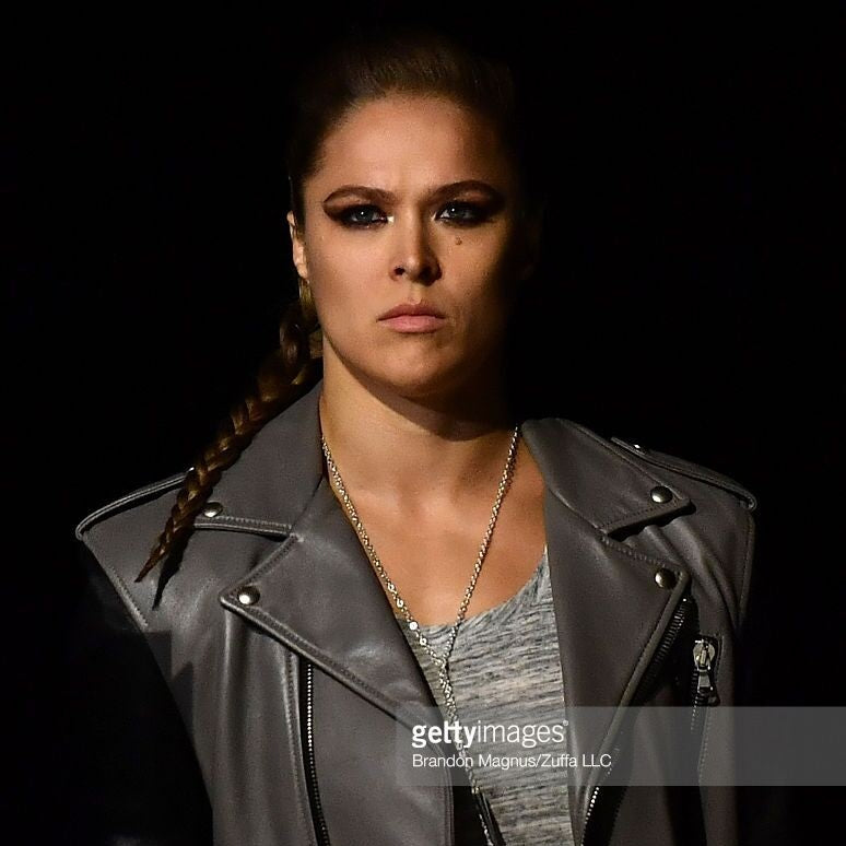 Worn by Ronda Rousey