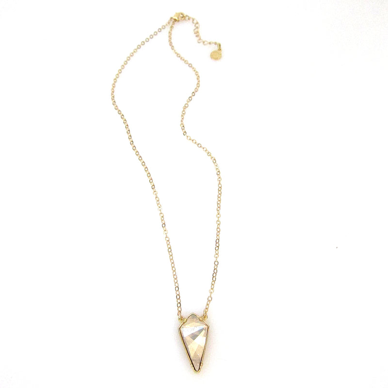 "Florentine Collection ""Kite"" Pendant Necklace"