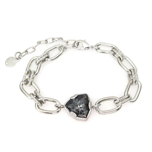 """Denmark"" Collection Swarovski Trilliant Cut Bracelet"