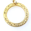 Eternity Circle Y-Long Necklace