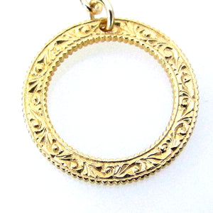 Eternity Circle Triple Necklace