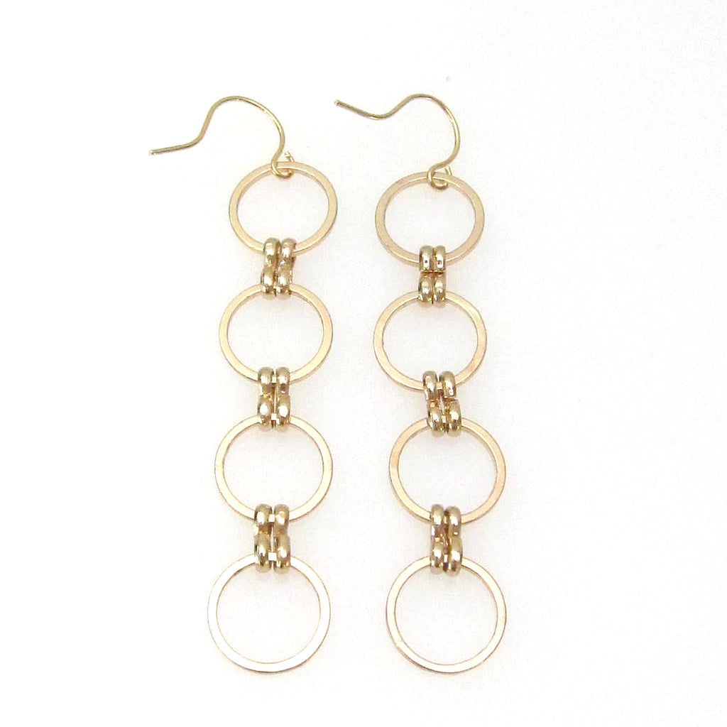 """Eclipse"" Earring"