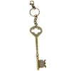 "Oversize ""Key to..."" Keychains and Bag Charms"