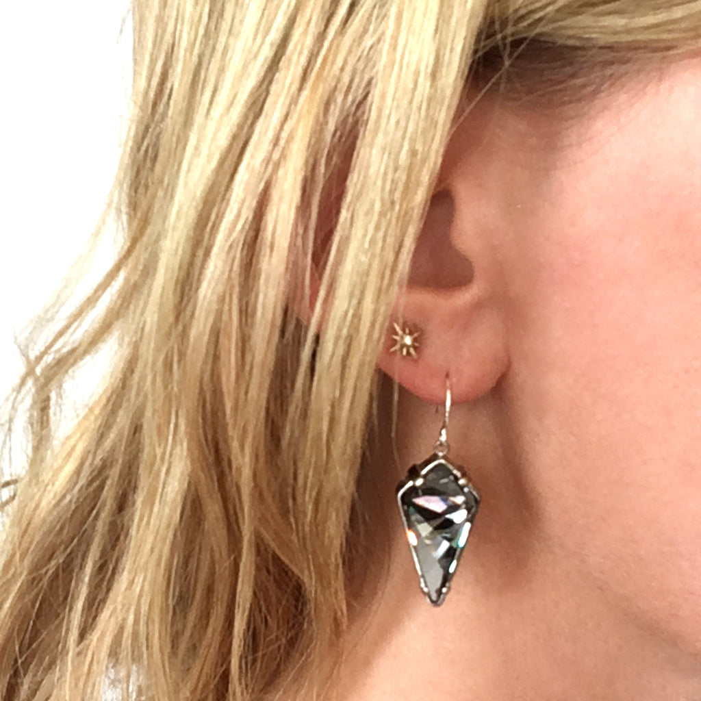 Florentine Collection Kite Earrings