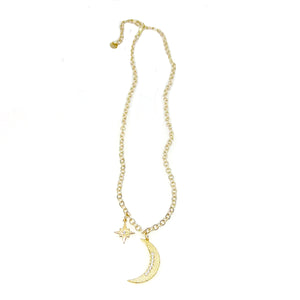 Celestial Combination Necklace