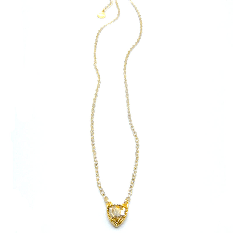 JE Classic Collection Maya Pendant with Swarovski Crystal